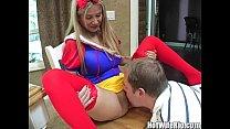 Hot Wife Rio as snow white - Publicagent X thumbnail