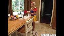 Hot Wife Rio as snow white - 9Club.Top