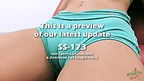 Puffy Cameltoe Teen Has Big Round Ass Natural Boobs preview image