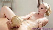 jaclyn taylor - Lesbian Beauty Pussylicks Masseuse In Couple thumbnail