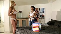 18875 Busty Mommy Lisa Daniels and Veronica Rodriguez preview