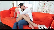 Mischievous Anna Rose gets a monster therapy