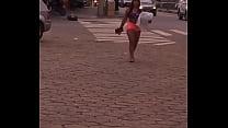 Morena Gostosa De Short Socado