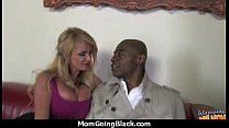 MILF With Wet Pussy Gets Railed By Black Dick 19