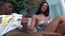 Hot Wife Nadia Finally Gets the BBC She Craves