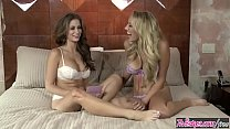 Twistys - (Emily Addison, Brett Rossi) starring at Some Time With Brett thumbnail