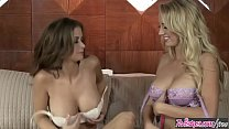Twistys - (Emily Addison, Brett Rossi) starring at Some Time With Brett
