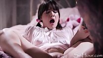 Daughter Doesn't Want To Share Daddy With Mommy Anymore - Alison Rey-