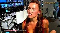 German Goo Girls Casting - Pretty Face Big Ass Sanny Vorschaubild