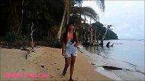HD Ameteur Tiny Thai Teen Heher Deep day  the beach gives deepthro Thropie Swallow - 9Club.Top