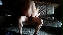 ass creampie riding girlfriend Thumbnail