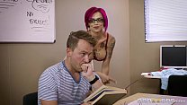 18880 Brazzers - Naughty teacher Anna Bell Peaks loves cock preview