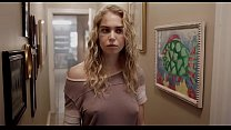 """Penelope Mitchell with Nicolas Cage in """"Between Worlds"""""""