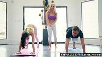 Brazzers - Brazzers Exxtra -  Yoga Freaks Episo... Thumbnail