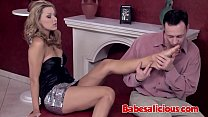 Babesalicious - She have SUCH Delicious Foot n Body!