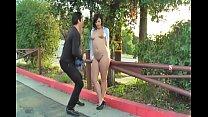 Sexy Broooke Flashing in Public 2 pornhub video