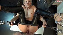MyDirtyHobby - schnuggie91 - LATEXARSCH! video