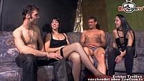 Deutsche Amateur Swinger Party Mit Amateur Paaren