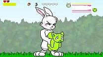 Naughty rabbit (beta) porn image