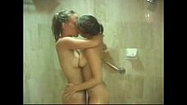 Two hot Girlfriends taking a Shower tumblr xxx video