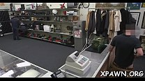 Sex in shop with big shlong pornhub video