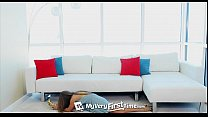 MyVeryFirstTime - Flexible cheerleader Lily Ford first ever porn scene - 9Club.Top