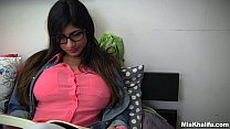 Blowjob Lessons with Controversial Pornstar Mia Khalifa (mk13818) thumbnail