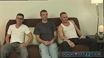 Gay on straight xxx Today, we welcome back David and Jesse, here to