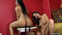 Big ass chicks Daisy Marie and Helena Heirres g...