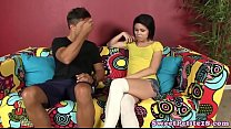 Pierced amateur teen doggystyled pounded thumbnail