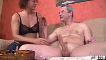 Horny mature german slag take cock thumb