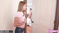 Trickery - Jill Kassidy tricks her step bro int...