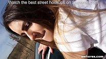 Czech streets pickup compilation, amateur sluts, pov fucking