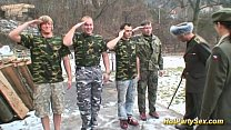 military bukkake orgy pornhub video