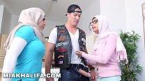 MIA KHALIFA - The Video That Took MK's Career To A New Level, Featuring Julianna Vega & Sean Lawless صورة