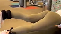Ariel Winter gym 2