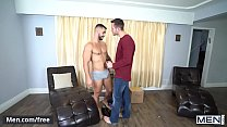 Men.com - (Arad Winwin, Brenner Bolton) - Soap Studs Part 4 - Drill My Hole