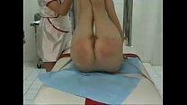 Russian Doctor Spank a bad Nurse • jesse wellens porn thumbnail