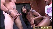 Amazing IR group sex action with stunning ebony 15
