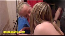 Image: First casting threesome for two teens