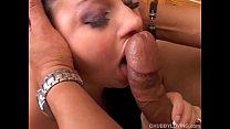 Big tits BBW beauty gives an amazing sloppy blowjob Vorschaubild