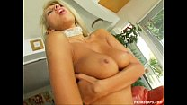 Prime Cups Titty fucking and pussy pumping with her sex toy preview image