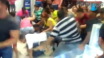 This Is Stores Americanassssssssss!!!!!!!!!! Gangbang at Black Friday of Stores Americanas