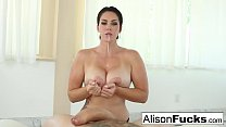 Alison Tylers Hot blowjob preview image
