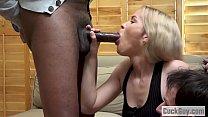 Humiliated cuckold husband - Karter Foxx thumbnail