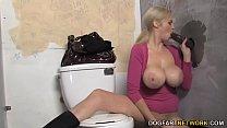 BBC Slut Katie Kox - Gloryhole