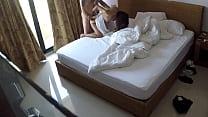 8195 Hidden cam in Hotel room with hooker preview