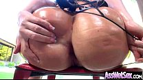 Big Ass Girl Get Oiled Then Deep Anal Nailed cl... thumb