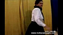 Horny Hot Indian PornStar Babe as School girl Squeezing Big Boobs and masturbating Part1 - indiansex Thumbnail