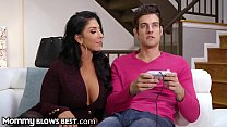 MommyBlowsBest Stripper MILF Sucks Gamer Step S...
